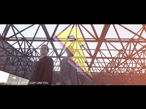 Tritonal & APEK ft. Meron Ryan - Just Like You [Lyric Video]