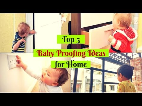 Top 5 Baby proofing Ideas- Budget Friendly -Tried and Tested methods