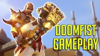 DOOMFIST IS HERE! [Overwatch]