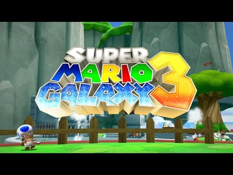 How to Create a Super Mario Galaxy 3 Simulator (Dolphin)
