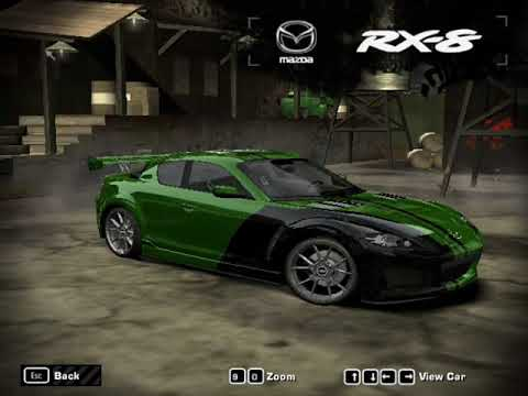 NFSMW - Cars From NFS Carbon