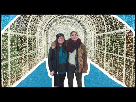 World's Largest Christmas Maze! | Vlog