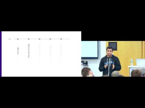 Droidcon NYC 2016 - Why should you care about coldstart and how?