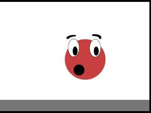 Bouncy Ball Character