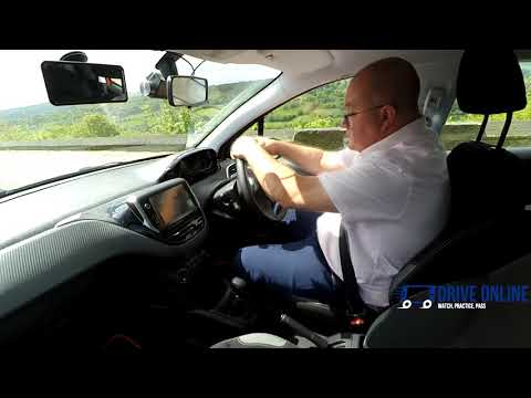 The Hand Controls in a Manual Car UK - Drive Online