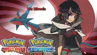 Pokemon Omega Ruby/Alpha Sapphire - Battle! Zinnia Music (HQ)