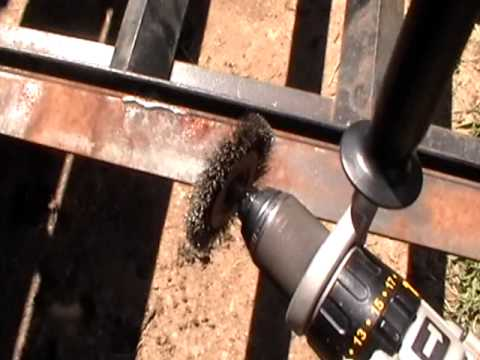 Re-flooring or Re-decking Utility Trailer Bed  Gorilla Glue Fail!!!!
