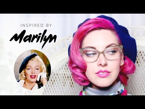 RETRO HAIRSTYLE: Marilyn Monroe