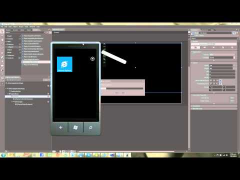 Build A Windows Phone Application With No Code