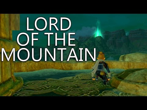 How To Get Lord of The Mountain - Breath of The Wild Rare Mounts