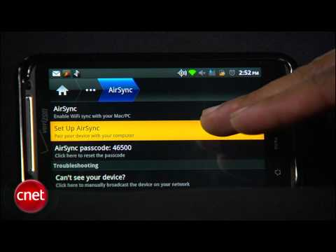 CNET Tap That App: DoubleTwist for Android