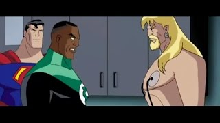 Justice League VS Aquaman : A Fish out of Water [HD]