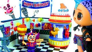 Download #ФНАФ! Куклы #Лол для мальчиков FNAF Видео для детей! Мультики с игрушками - My Toys Potap Video