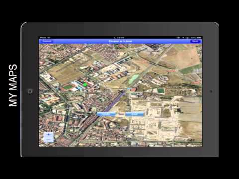 My Maps para iPad