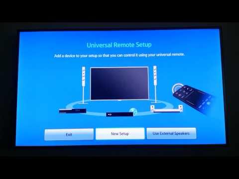 Custom Source/Input Name on Samsung Smart TV
