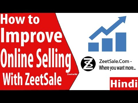 How to Improve Online Selling With ZeetSale | Hindi