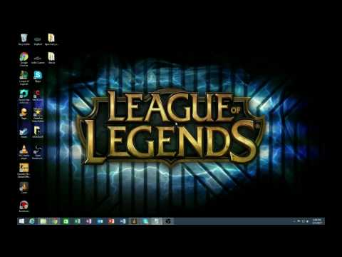 How to change League of Legends Language in 2017