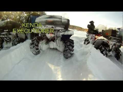 TEST ATV TIRES - Gorilla ATV Tires BEST !!!