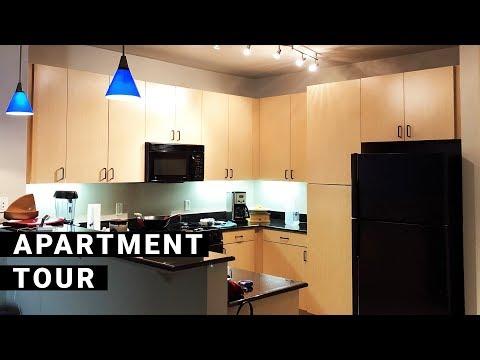 NEW APARTMENT TOUR (UNFURNISHED) | VLOG 13