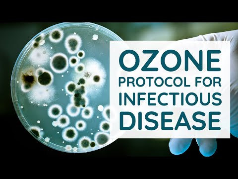 Treat HIV, Lyme Disease, Hepatitis C, Herpes with Ozone | Ozone Therapy For Infected Disease