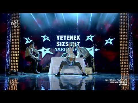Atai Omurzakov ve Tumar'ın Yarı Final Performansı - Yetenek Sizsiniz (6.Sezon 44.Bölüm)