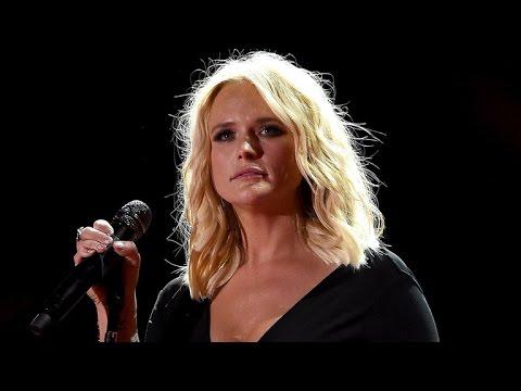 Miranda Lambert Cries Onstage While Performing Song Written With Ex-Husband Blake Shelton