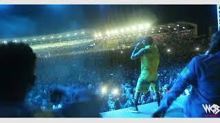 Diamond Platnumz - Live performance at Dar es salaam Taifa Stadium)part2