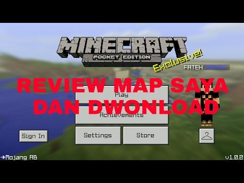 REVIEW MAP SURVIVAL SAYA