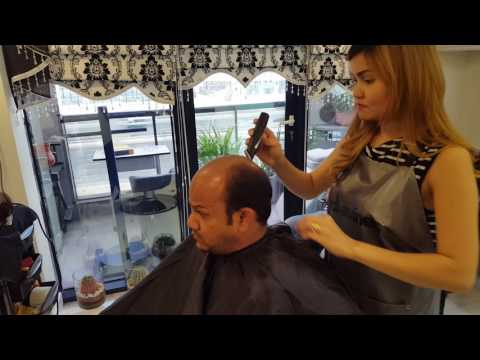 NON SURGICAL HAIR REPLACESMENT SYSTEM @ DUBAI PART-1