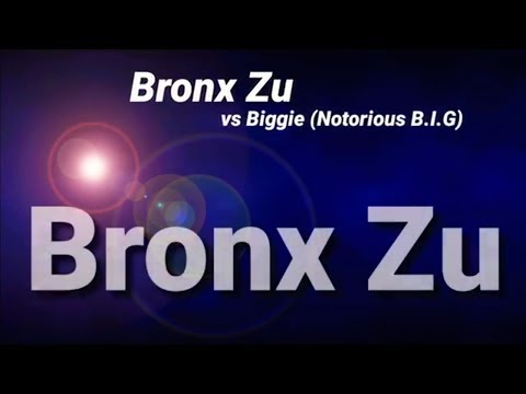 Bronx Zu vs Biggie Smalls ( Notorious B.I.G ) on Bobbito and Stretch Armstrong's Radio Show