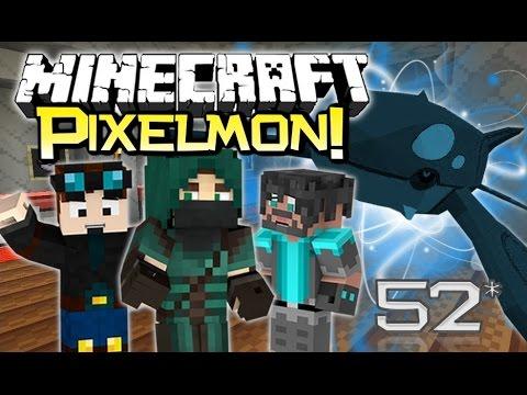 BOSS LEGENDARY KYOGRE SPAWNS! - Minecraft PIXELMON MOD Pixelcore Let's Play! - Ep 52