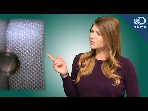 This New Material Makes Things 'Invisible' To Touch!