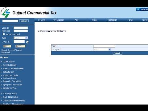 Online VAT Payment-Updated
