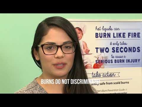 I am a burn survivor BAW 2018