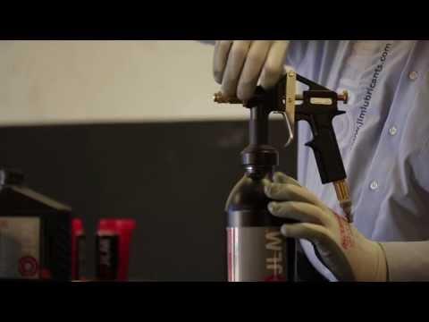 JLM Diesel DPF Cleaning Kit, instruction video (EN)