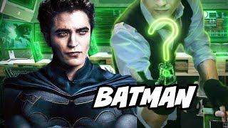 The Batman Riddler Revealed - Catwoman and First Look Teaser Breakdown