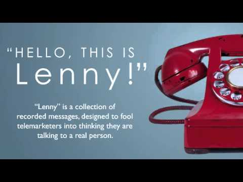 Direct Energy telemarketer and her supervisor tag team to give Lenny better Electric rates