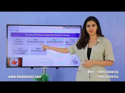 How to get Pharmacist Job In Canada? | How to Get Pharmacy License | Pharmacist Jobs In Canada