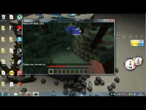 How to install Single Player Commands Minecraft Beta 1.8.1 Tutorial