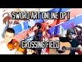 Sword Art Online Opening 1 Crossing Field Ft Sefa Emre Ilikl