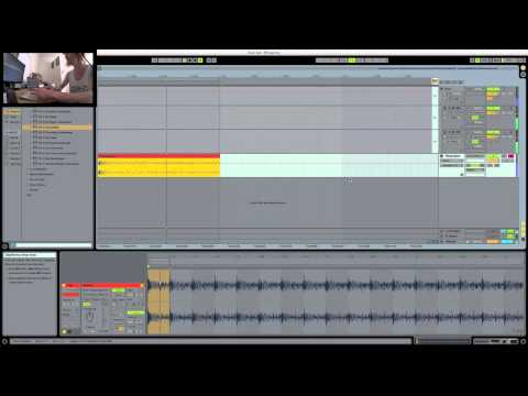 In-Phase Audio: How to make a techno kick (Ableton)