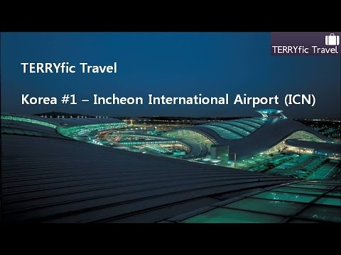 Arriving at Korea - Seoul Incheon International Airport, How to get to Seoul, #TERRYfic Travel #1