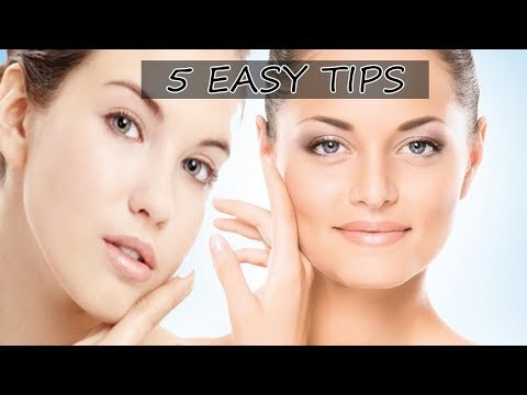 Get A Shinning Skin With These 5 Tips! V 4 YOU