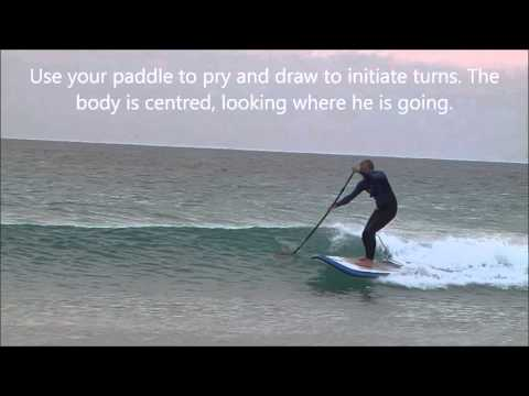 How to SUP in small surf