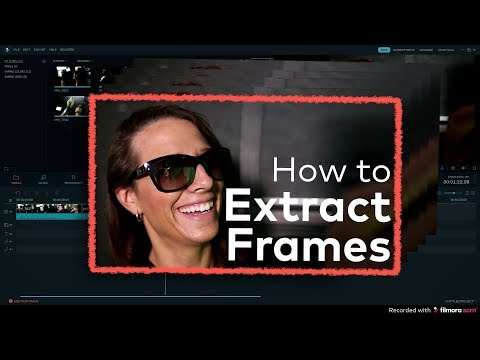 HOW TO EXTRACT HD FRAMES FROM VIDEO + MAKE STILL IMAGES!