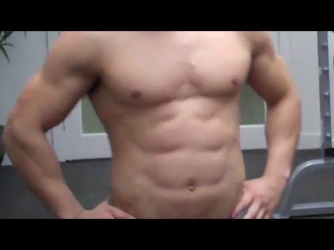 Crazy 3 Min Home Abs Workout - With Six Pack Shortcuts CEO Dan Rose