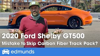 2020 Shelby GT500 Long-Term Update! How Fast Is It? Ultimate Muscle Car Review ― MPG & Performance
