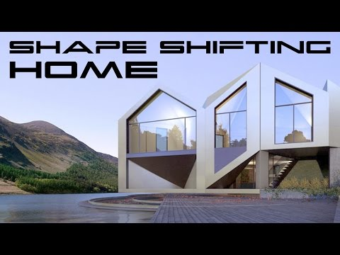Shape Shifting Home - Behold The Future
