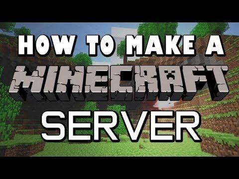 Minecraft - HOW TO MAKE A SPIGOT SERVER 1.7.9