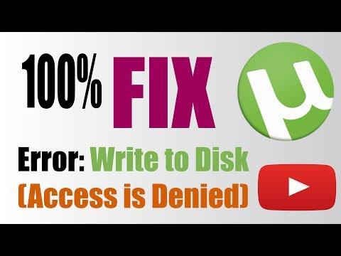 How to Fix Utorrent